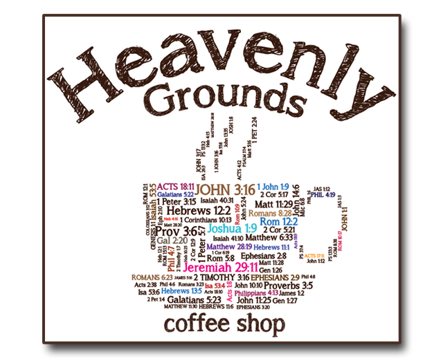 Heavenly Grounds by White Knuckle Design